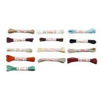 Sznurówki okrągłe cienkie 75cm sc 6 kolorów marki Seco