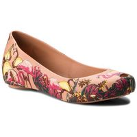 Baleriny - ultragirl 3db ii ad 32298 brown/light pink 50524, Melissa, 35.5-41.5