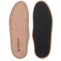 Omniskus Skórzane wkładki do butów roboczych bhp - r082 (5903021527554)