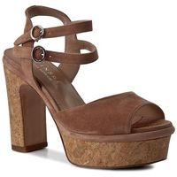 Sandały TWINSET - Sandalo CS7TXN Nudo Scuro 0846S, w 5 rozmiarach