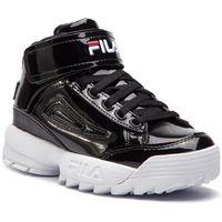 Fila Sneakersy - d2 m disruptor mid wmn 1010446.25y black