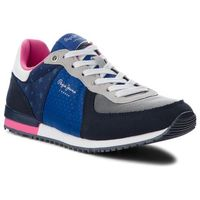 Sneakersy PEPE JEANS - Sydney Stars PGS30365 Navy 595
