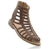 Sandały brązowy marki Bonprix