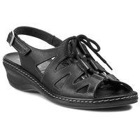 Sandały COMFORTABEL - 710521 Schwarz 1, w 2 rozmiarach