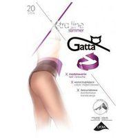 Gatta / body slimmer - rajstopy damskie wyszczuplające brzuch.