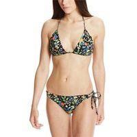 strój kąpielowy BENCH - Triangle Floral Black (BK022) rozmiar: L, 1 rozmiar