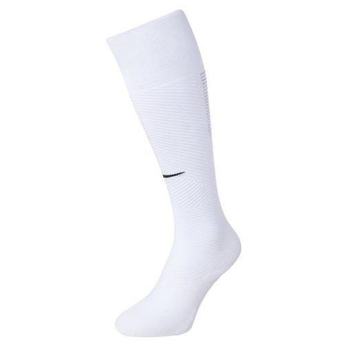 Nike Performance STRIKE Podkolanówki white/black