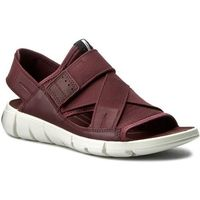 Sandały ECCO - Intrinsic Sandal 84200352999 Bordeaux/Bordeaux, 1 rozmiar