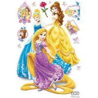 Naklejka Disney Princess - Księżniczki DF41311