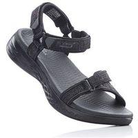 Sandały trekkingowe czarny marki Bonprix