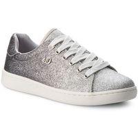 Sneakersy - 5-23698-20 silver/black 930 marki S.oliver