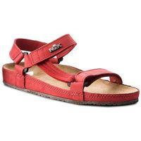 Sandały NIK - 07-0090-00-0-52-00 Czerwony