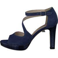s.Oliver sandały damskie 39 niebieski, kolor niebieski