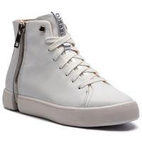 Sneakersy - s-nentish mc w y01651 p1066 h1144 white/silver marki Diesel