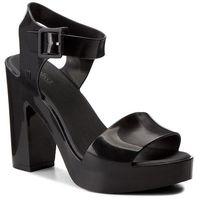 Sandały MELISSA - Mar Heel Ad 31951 Black 01003, kolor czarny