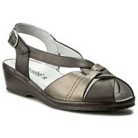 Sandały COMFORTABEL - 710653 Braun/Bronze 2, kolor brązowy