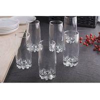 sylvana szklanki do drinków i soku 387 ml 6 sztuk marki Pasabahce