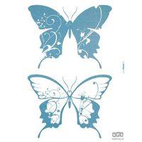 Komar Naklejka farfalle 17017