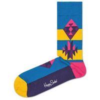 Happy Socks Inca 2010 Skarpetki Niebieski 36-40 (7333102101843)