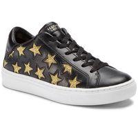 Sneakersy - star side 73535/bkgd black/gold marki Skechers