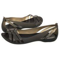Sandały Crocs Isabella Huarache 2 Flat W Black 204912-060 (CR143-c)