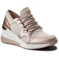 Sneakersy MICHAEL KORS - Scout Trainer 43S8SCFS3D Soft Pink, kolor różowy
