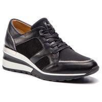 Sneakersy WOJAS - 8473-71 Czarny, kolor czarny
