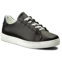 Emporio armani Sneakersy - x3x051 xf187 00002 black