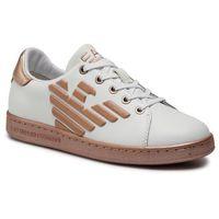 Sneakersy - xsx006 xcc53 c245 white/rose gold marki Ea7 emporio armani