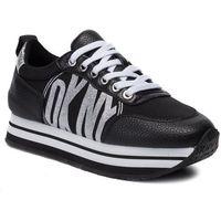 Sneakersy - panya k2943812 tmb le/neo glit black/silver bsv marki Dkny