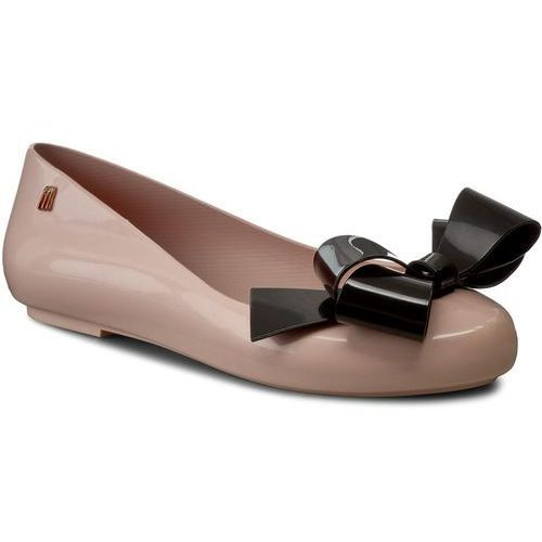 Baleriny MELISSA - Space Love IV Ad 31954 Pink/Black 51647, 35.5-41.5