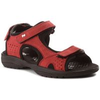 Sandały NIK - 07-0295-02-8-12-03 Czerwony, kolor czerwony