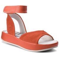 Sandały FLY LONDON - Bibbfly P500854001 Poppy Orange, w 6 rozmiarach