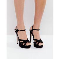 Miss KG Platform Sandal - Black