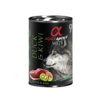 Alpha spirit kaczka z kiwi 5x400g + 1 gratis (8437015969985)