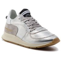 Philippe model Sneakersy - montecarlo l d ntld m002 metal argent