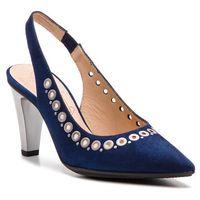 Sandały HISPANITAS - Cristina 7 HV98579 Jeans