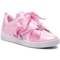 Sneakersy PUMA - Smash Wns Bkl Patent 369638 03 Pale Pink/Puma White/Silver, kolor różowy