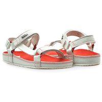Sandały Nik 07-0090-045 Białe