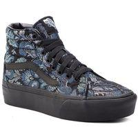 Sneakersy VANS - Sk8-Hi Platform 2 VN0A3TKNVSP1 (Daring Damsels) Multi/Bl