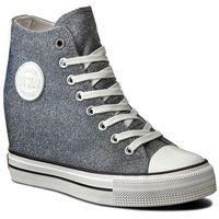 Big star Sneakersy - w274673 violet