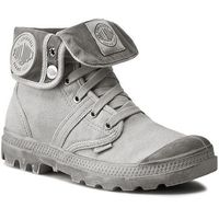 Trapery PALLADIUM - Pallabrouse Baggy 92478-095-M Vapor/Metal, 35.5-39.5