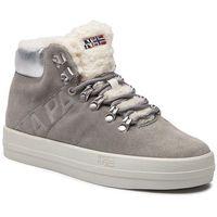 Sneakersy NAPAPIJRI - Dahlia 17733970 Medium Grey N807