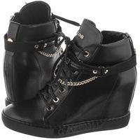 Sneakersy czarne b5200-e50-000-000-b88 (ci438-a), Carinii, 37-40