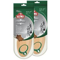 Kiwi real leather insoles skórzanie wkładki do butów – 2 pary