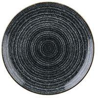 Talerz płaski 260 mm   , homespun style charcoal black marki Churchill