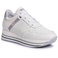 Sneakersy - 20683 biały/szary, Nessi, 36-40