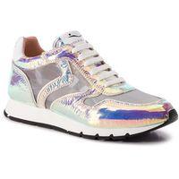 Sneakersy VOILE BLANCHE - Julia 0012013488.02.1M10 Rosa/Argento