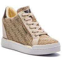Sneakersy GUESS - Flowurs2 FL5FW2 FAL12 BROWN, kolor brązowy