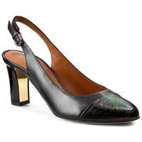Sandały GINO ROSSI - Frida DCG385-H65-09E3-9999-0 Czarny 99, kolor czarny